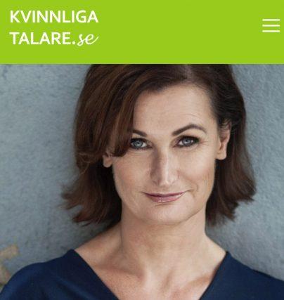 Boka en föreläsning med deckarförfattaren Viveca Sten om den inspirerande resan, ledarskap eller förhandling.