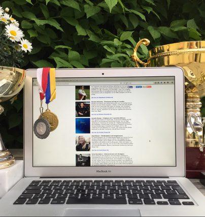 Boka en föreläsning med en äventyrare, världsmästare och vinnare.