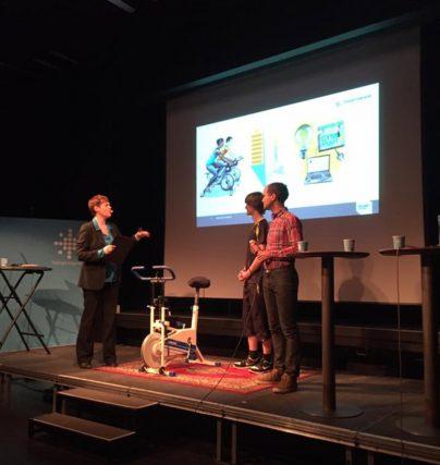 Karin Klingenstierna modererar turnén Idélandet Sverige, boka henne som debattledare, konferencier, facilitator för kunskapsintensiva event.