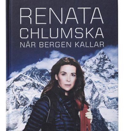 När bergen kallar - ny bok av Renata Chlumska.
