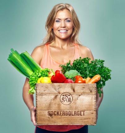 Boka en föreläsning med Annika Sjöö programledare för Du är vad du äter.