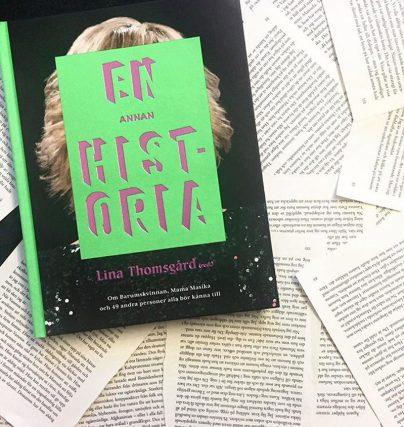 Boken En annan historia av Lina Thomsgård