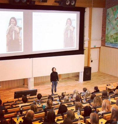 Boka inspirerande Pingis Hadenius för en föreläsning om ekonomi, aktier, entreprenörskap eller karrriär.