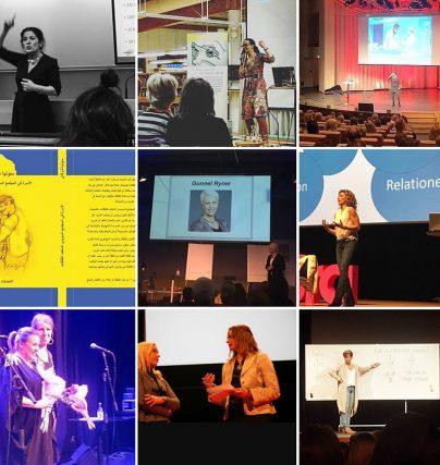 Uppdrag i mars 2017 för föreläsare hos Kvinnligatalare.se
