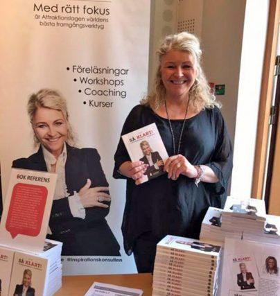 Attraktionslagen är i fokus i föreläsare Lili Östs nya bok!