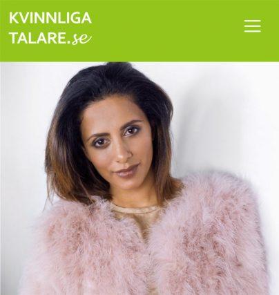 Boka en Anitha Schulman som konferencier eller föreläsare om entreprenörskap, varumärke och sociala medier.