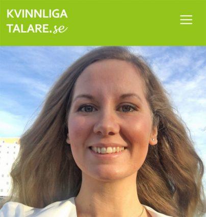 Boka ny talare Therese Birath aka Kemikaieklok om kemikalier och en giftfri vardag.