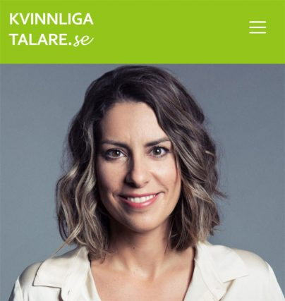 Boka vår nya talare Nina Campioni som konferencier eller för en föreläsning om influencers, nöje, mode, populärkultur, sociala medier eller föräldraskap.