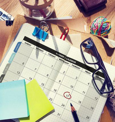 Checklista - att tänka på när du planerar ditt evenemang