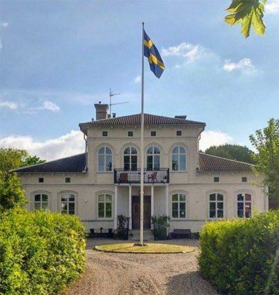 Hej kontoret och Josefsdals Herrgård!