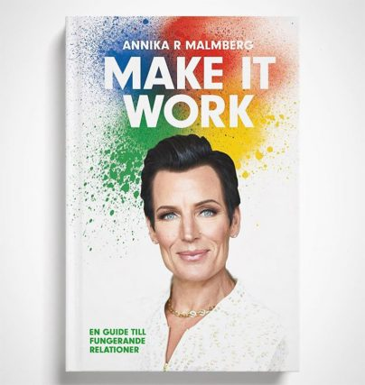 Make it work - ny bok av Annika Malmberg.