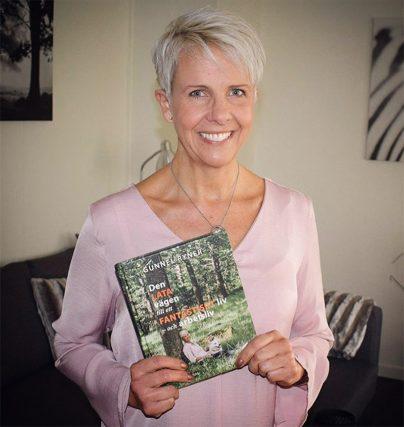 Föreläsare Gunnel Ryner är aktuell med boken Den lata vägen till ett fantastiskt liv och arbetsliv.