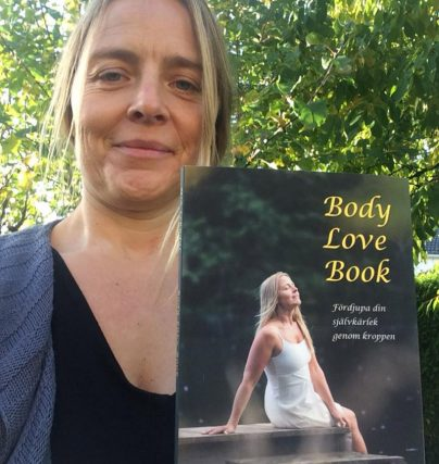Body Love Book - ny bok av Mia Lehndal.