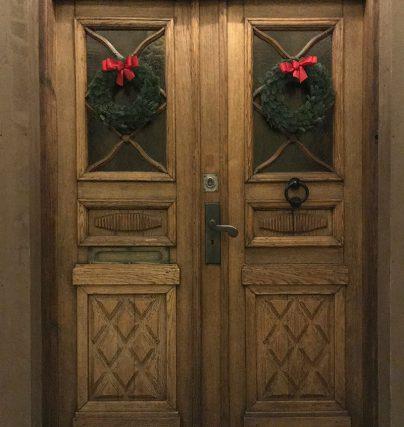 Nu stänger vi dörren till kontoret och säger God Jul 2017!