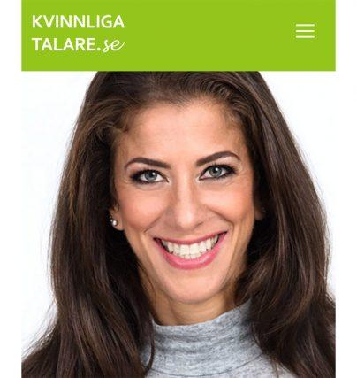 Boka föreläsare och beslutsexpert Mona Riabacke för en föreläsning om ledarskap, beslut och framtid.
