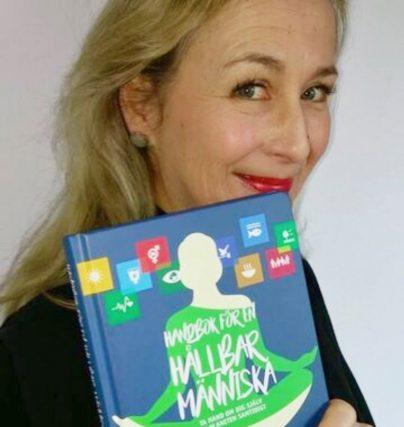 Boka en föreläsning med Catarina Rolfsdotter-Jansson, författare till Handbok för en hållbar människa.