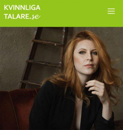 Sverige bästa kvinnliga magiker är Caroline Ravn!