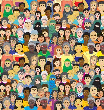 Föreläsare om mångfald, kulturmöten och integration.