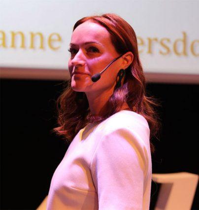 Fina ord för inspirationstalare Susanne Birgersdotter.