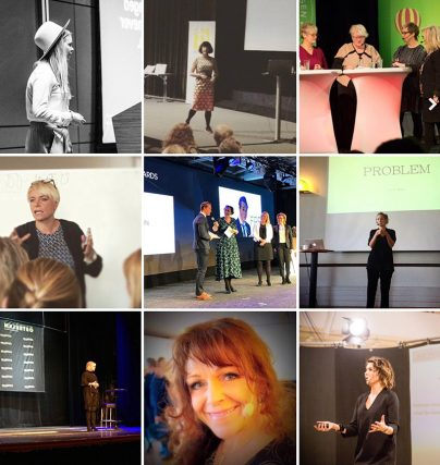 Ett urval av talaruppdrag i mars 2018 som våra föreläsare, moderatorer och underhållare har genomfört.