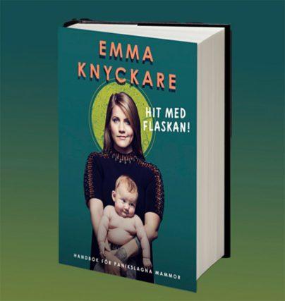 Emma Knyckare är Årets mama i egen show baserad på hennes bok Hit med flaskan.