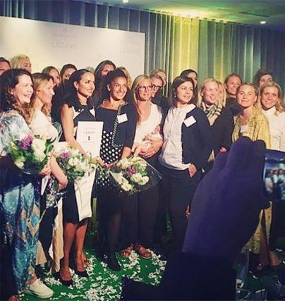 Ishtar Touailat är Framtidens Kvinnliga Ledare 2018.