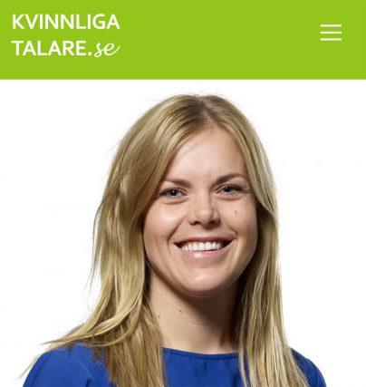Boka en föreläsning om amazon och e-handel med Anna Nordlander.