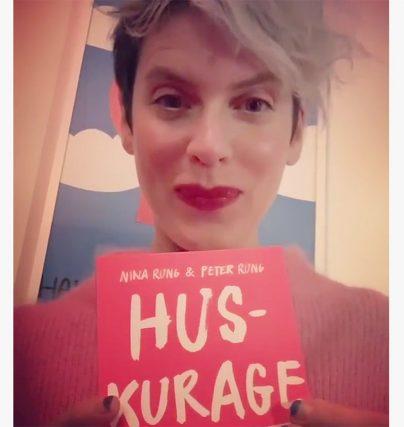 Boka en förelsäning med författarna till Huskurage Nina Rung och Peter Rung.