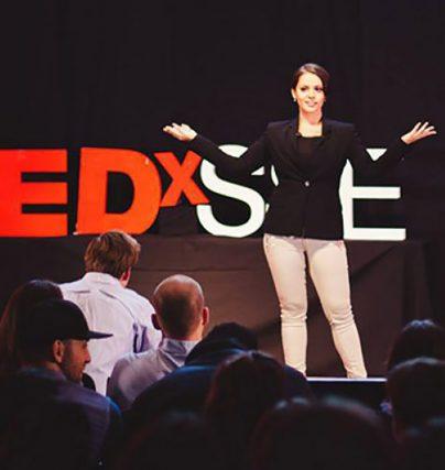 TEDx Talks med svenska föreläsare. Tips på TEDx föreläsare!