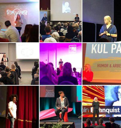 Talarsäsongen är igång - boka föreläsare, utbildare, konferencier och komiker här!