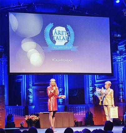 Boka Årets Moderator Beata Wickbom här!